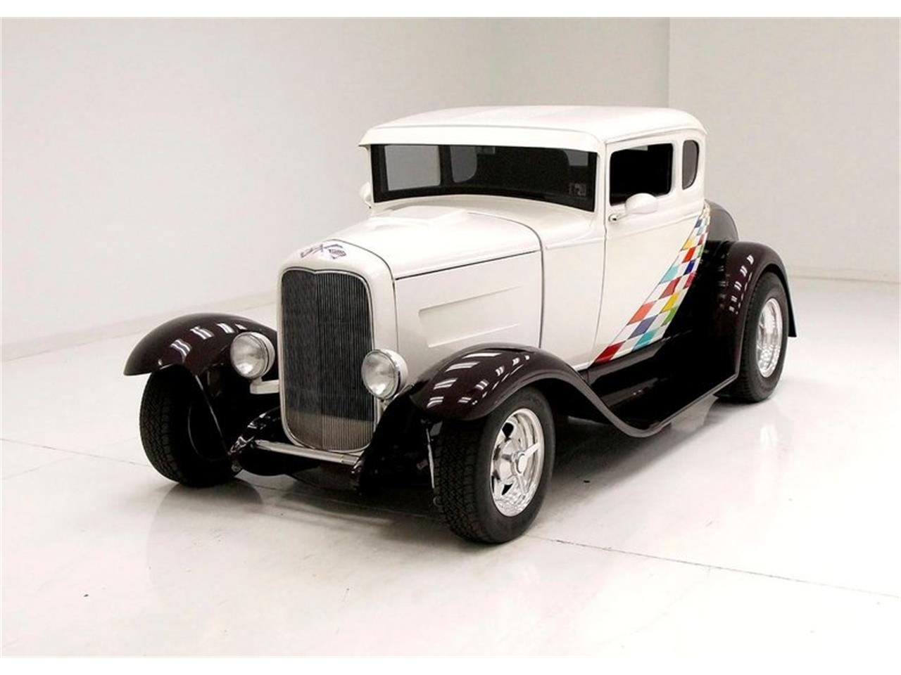 Large Picture of '31 Model A - QRCX