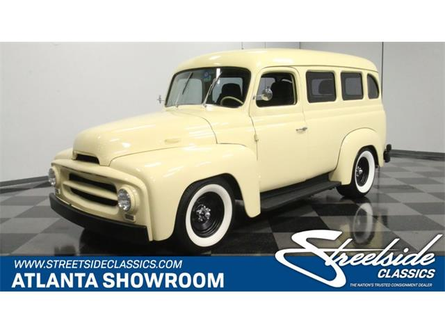 Picture of '55 Travelall - $27,995.00 - QRD2