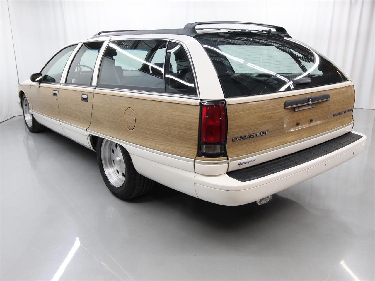 Large Picture of '93 Caprice - QRD3