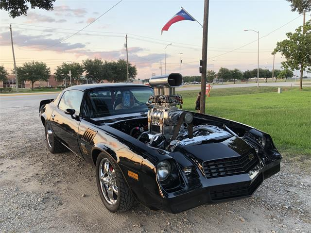Picture of '78 Camaro Z28 - QLG4