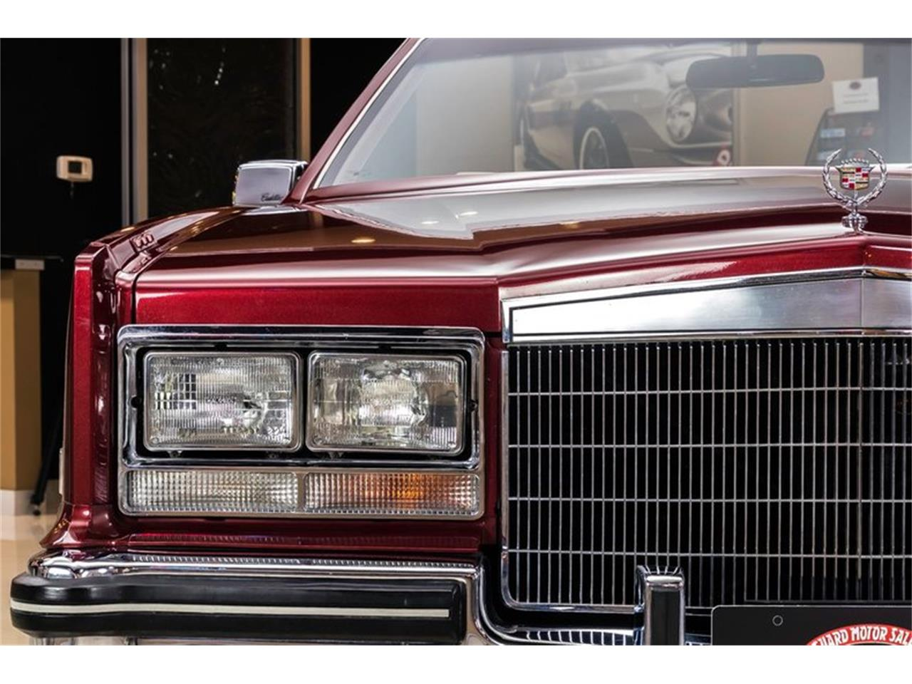 Large Picture of '84 Eldorado - QRD4