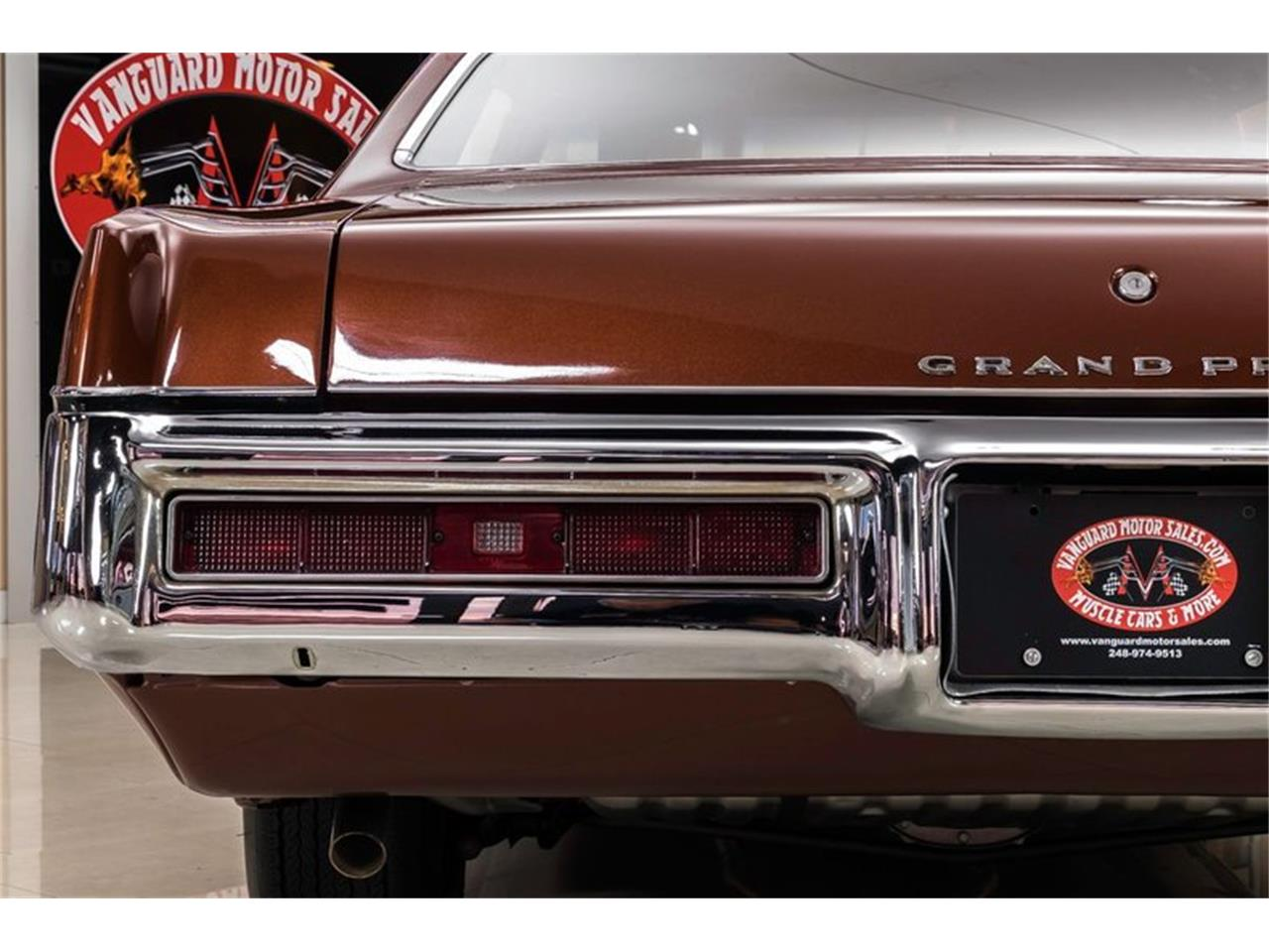 Large Picture of '69 Grand Prix - QRD6