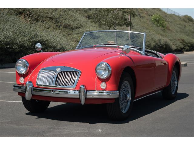 Picture of '57 MGA - QRDF