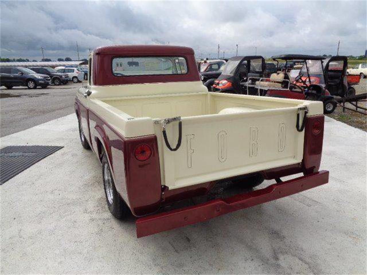 Large Picture of '57 F100 - QRDM