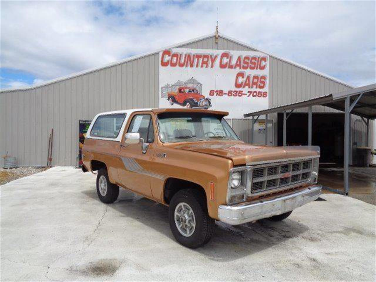 Large Picture of 1979 Jimmy Offered by Country Classic Cars - QRDP