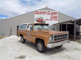 Picture of '79 GMC Jimmy - $10,950.00 Offered by Country Classic Cars - QRDP