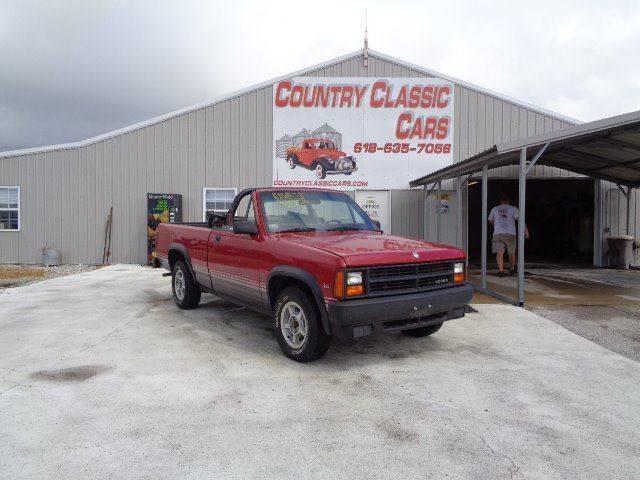 Picture of '89 Dakota - QRDQ
