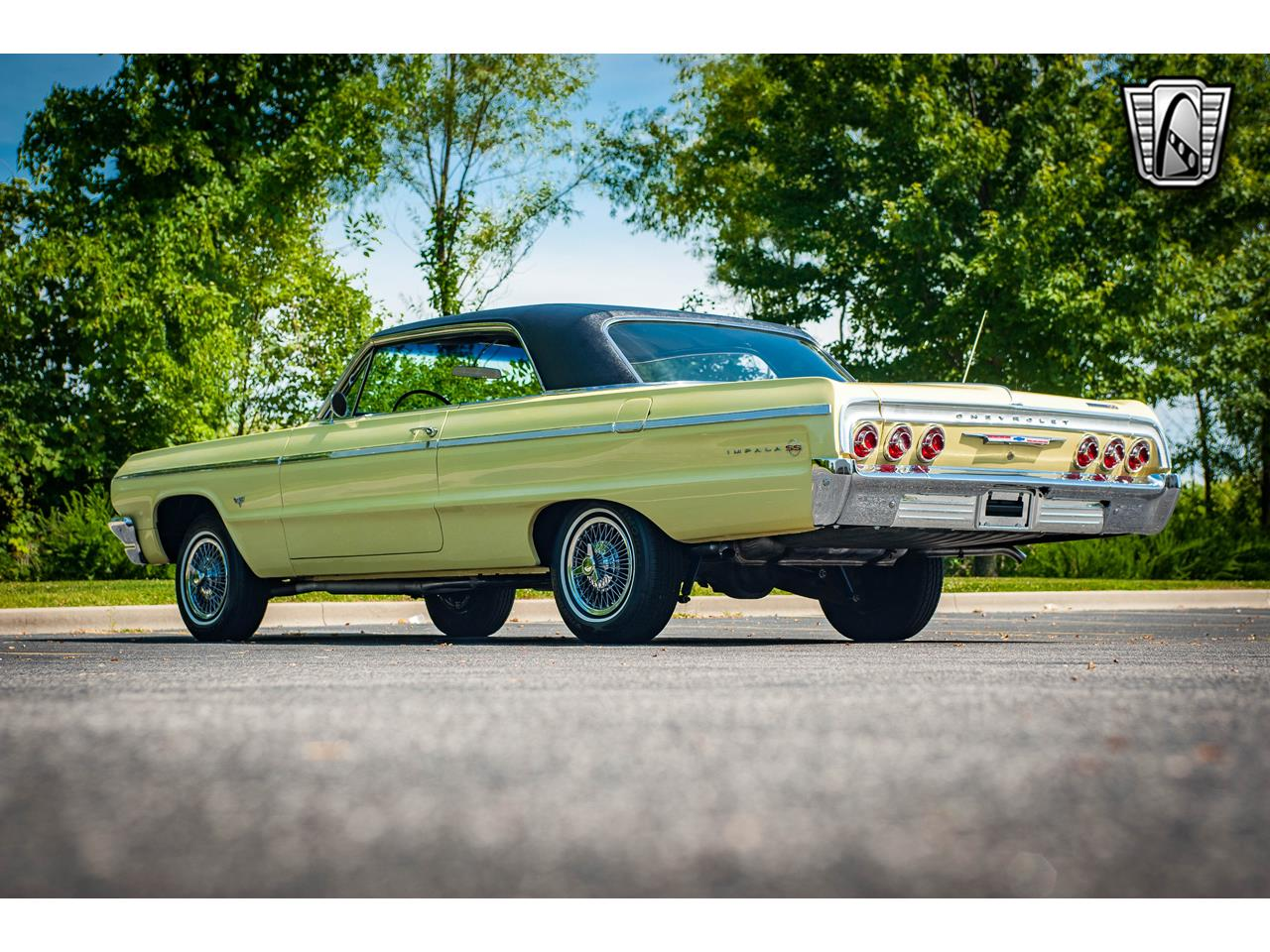 Large Picture of Classic 1964 Impala - $45,000.00 Offered by Gateway Classic Cars - St. Louis - QRDR