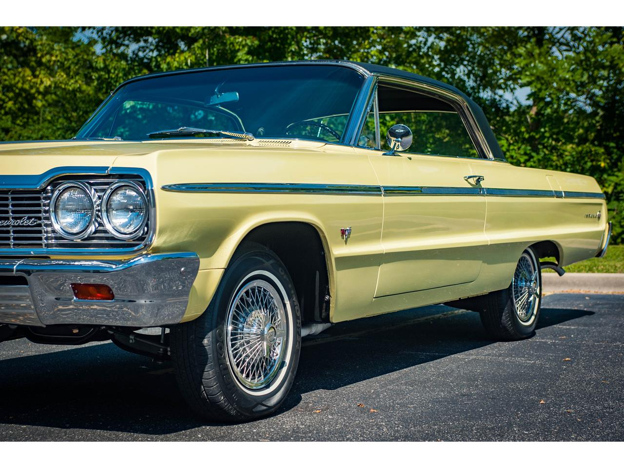 Large Picture of '64 Impala Offered by Gateway Classic Cars - St. Louis - QRDR