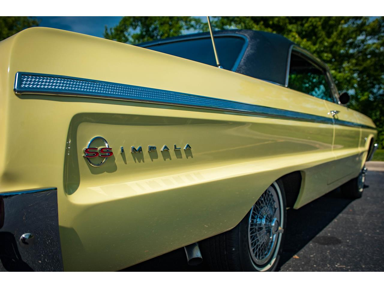 Large Picture of 1964 Impala located in Illinois - QRDR
