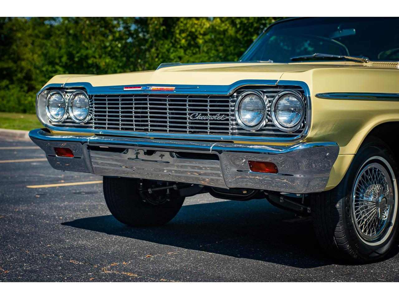 Large Picture of Classic 1964 Chevrolet Impala located in Illinois - $45,000.00 Offered by Gateway Classic Cars - St. Louis - QRDR
