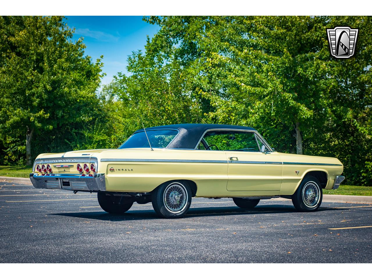 Large Picture of '64 Impala located in O'Fallon Illinois - $45,000.00 Offered by Gateway Classic Cars - St. Louis - QRDR