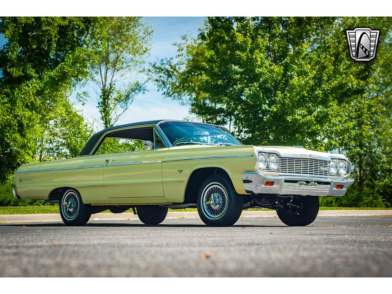 Large Picture of Classic '64 Chevrolet Impala located in O'Fallon Illinois - $45,000.00 - QRDR