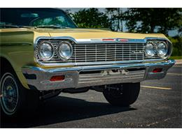 Picture of 1964 Chevrolet Impala located in O'Fallon Illinois - $45,000.00 Offered by Gateway Classic Cars - St. Louis - QRDR
