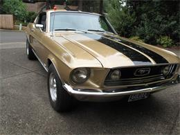 Picture of Classic 1968 Ford Mustang located in Oregon City Oregon Auction Vehicle - QRE2