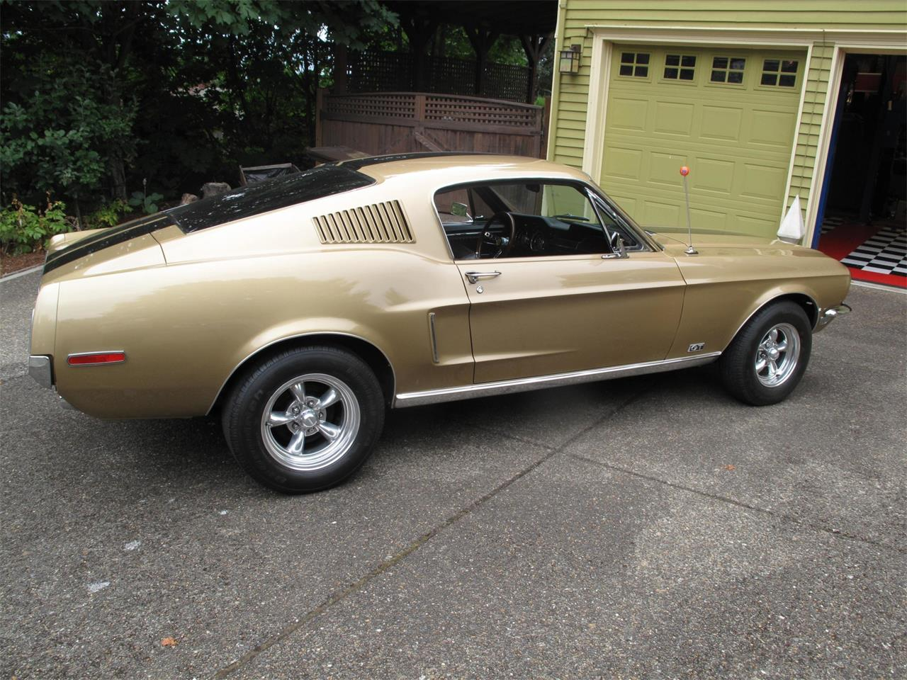 Large Picture of 1968 Ford Mustang Auction Vehicle - QRE2
