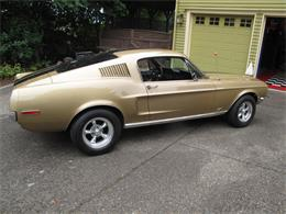 Picture of 1968 Mustang Auction Vehicle - QRE2
