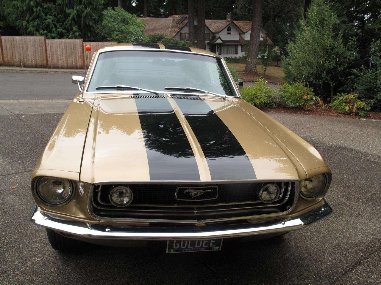Large Picture of 1968 Mustang Auction Vehicle Offered by Bring A Trailer - QRE2