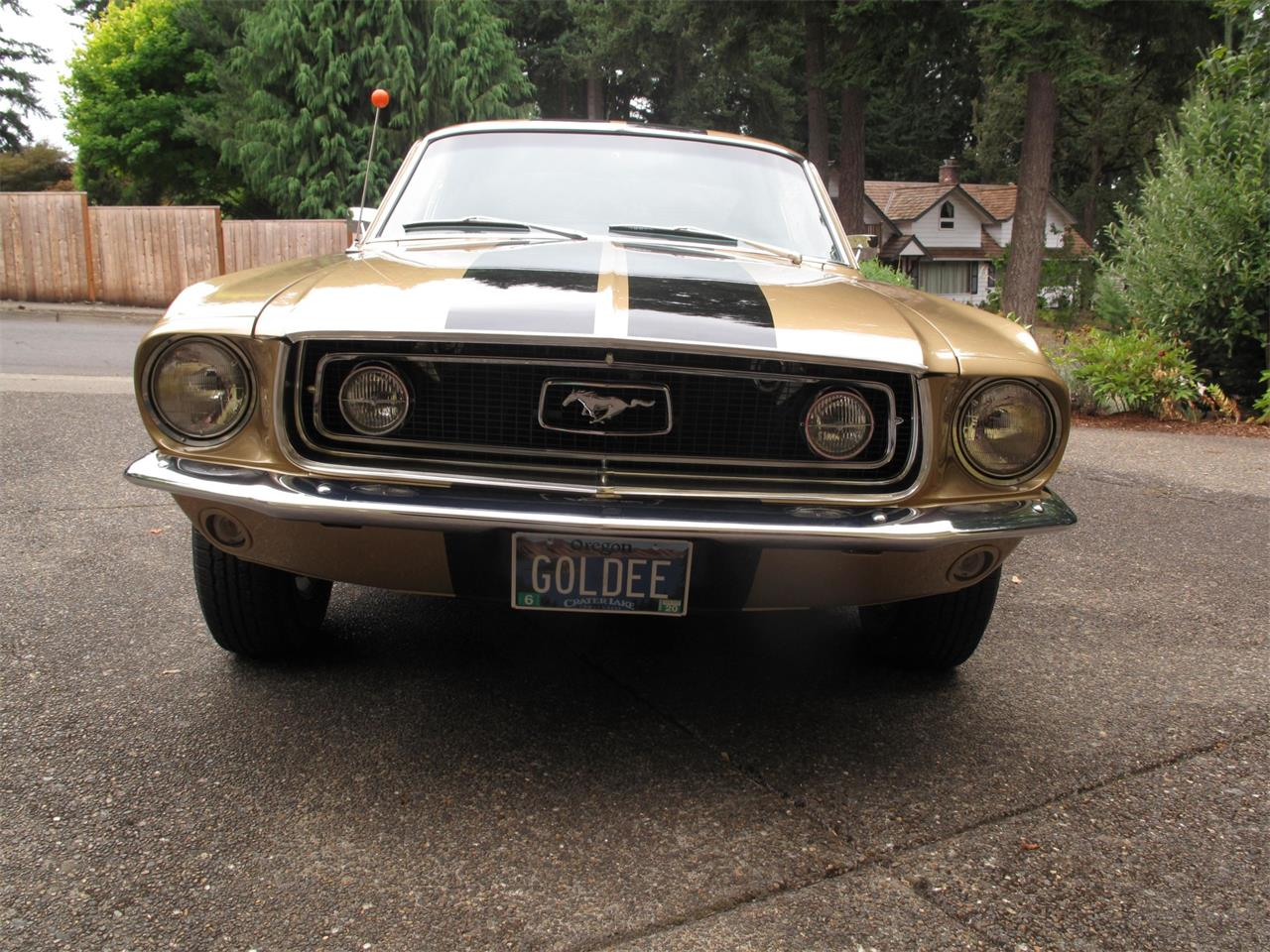 Large Picture of Classic '68 Ford Mustang Offered by Bring A Trailer - QRE2