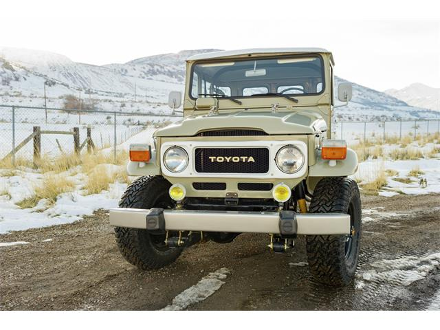 Picture of '81 Land Cruiser FJ40 - QRE6