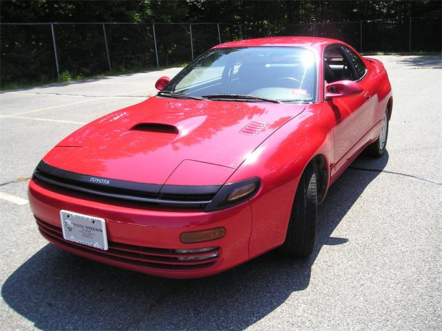Picture of '90 Celica - QREA