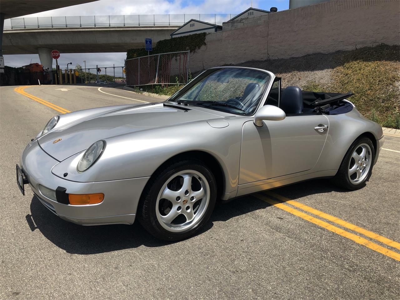 Large Picture of '97 911 Carrera - QRED
