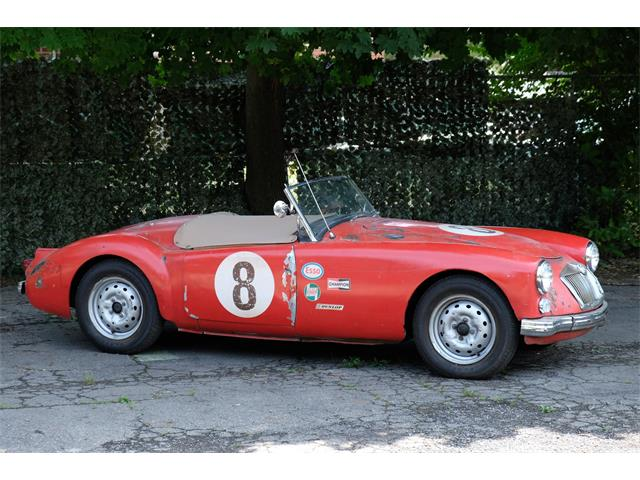 Picture of '61 MGA - QREG