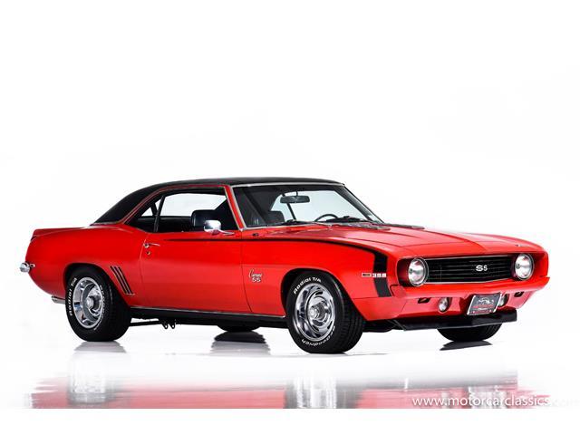 Picture of '69 Camaro - QREQ