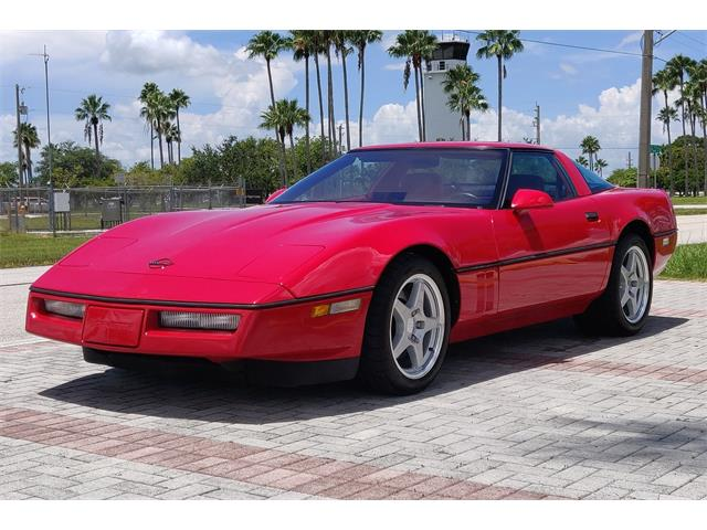 Picture of '90 Corvette - QREX