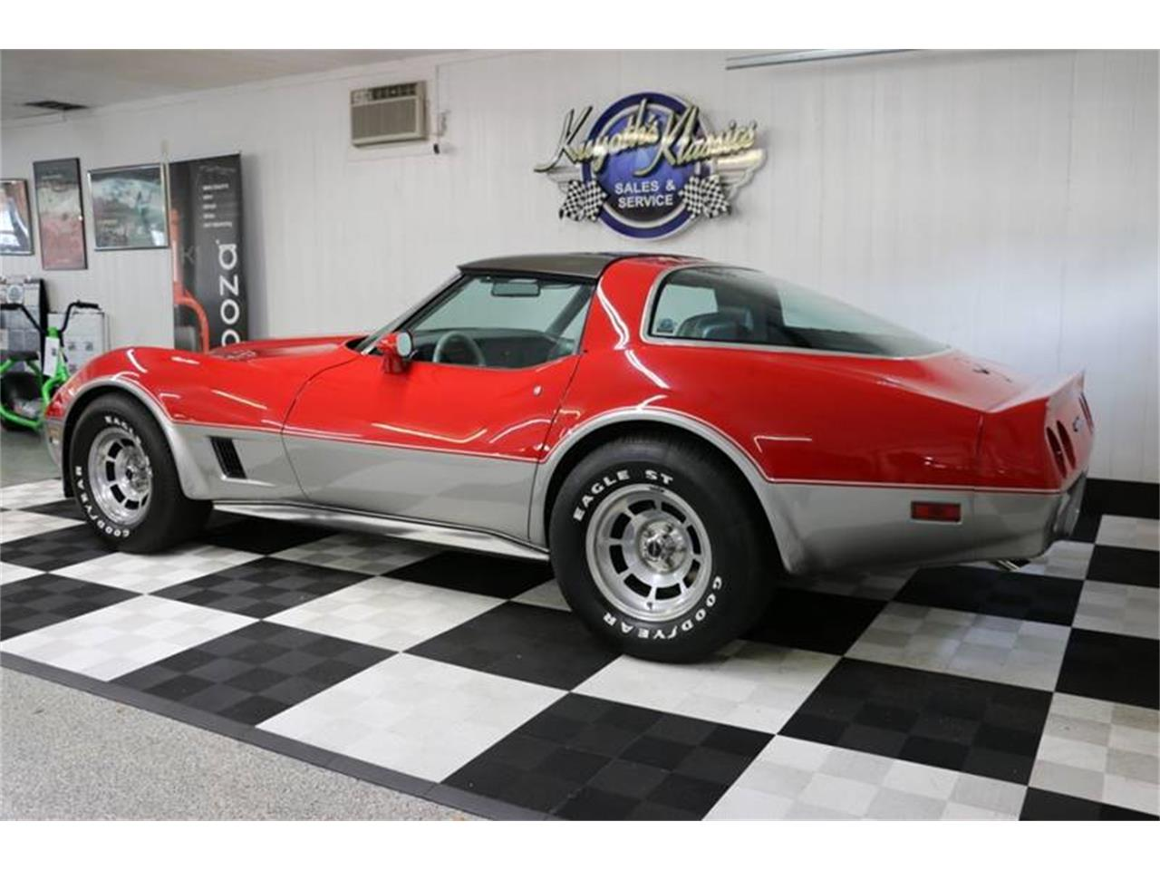 Large Picture of '81 Corvette - QRF4