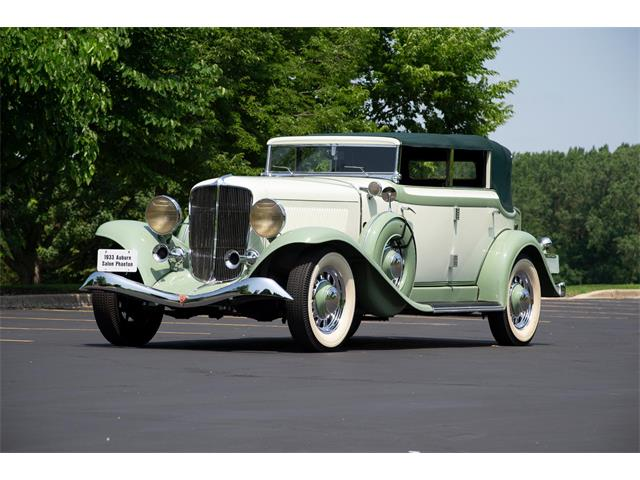 Picture of '33 Auburn 8-105 Offered by  - QRF7