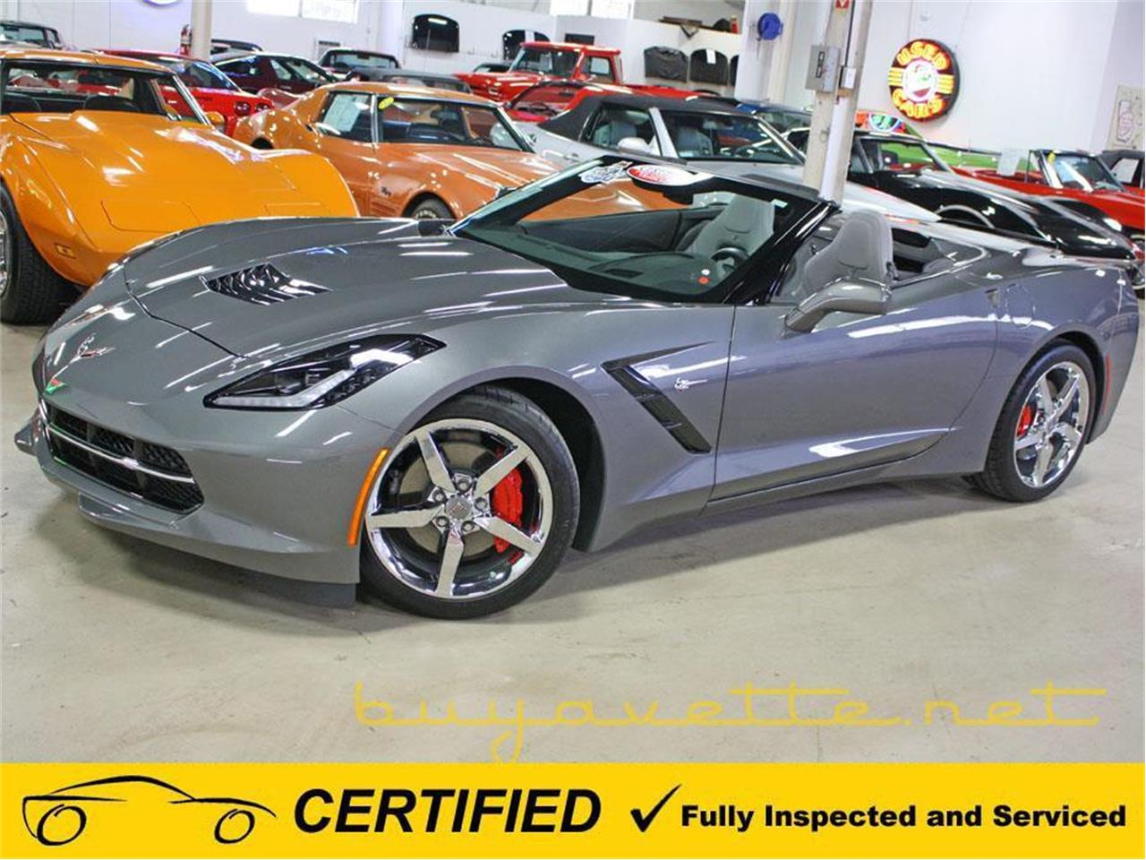 Large Picture of '15 Corvette - QRF9