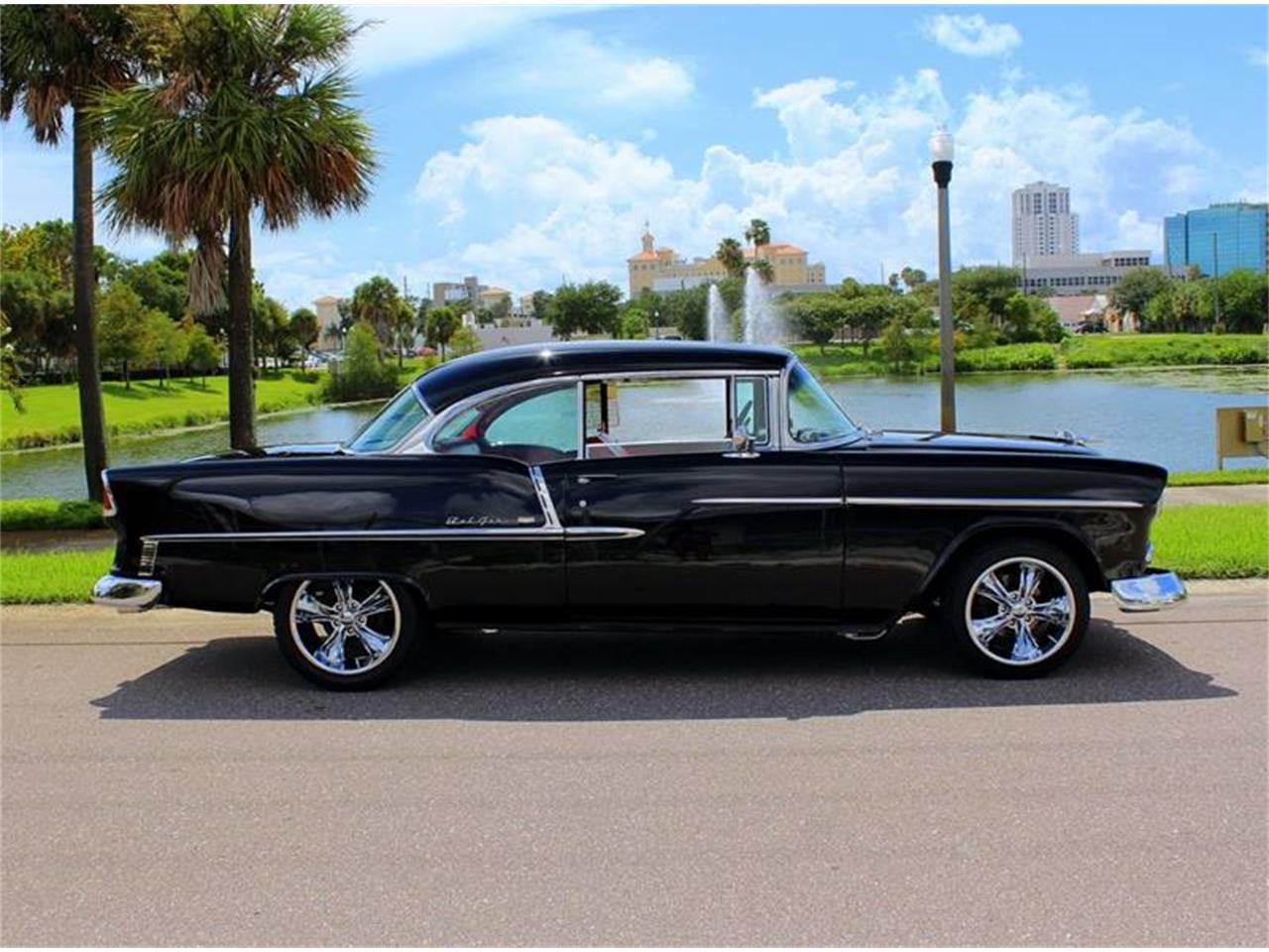 Large Picture of Classic '55 Bel Air - $59,900.00 - QRFG