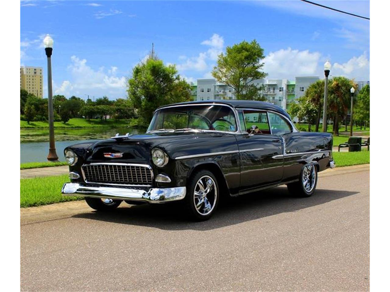 Large Picture of 1955 Bel Air - QRFG