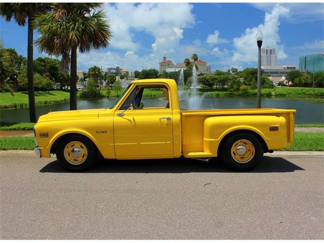 Picture of '69 C/K 10 - QRFH