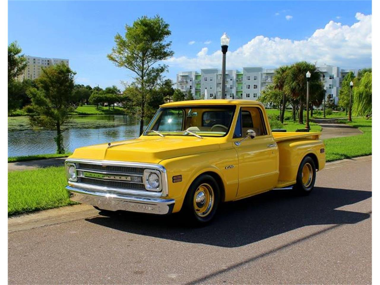 Large Picture of '69 C/K 10 - QRFH