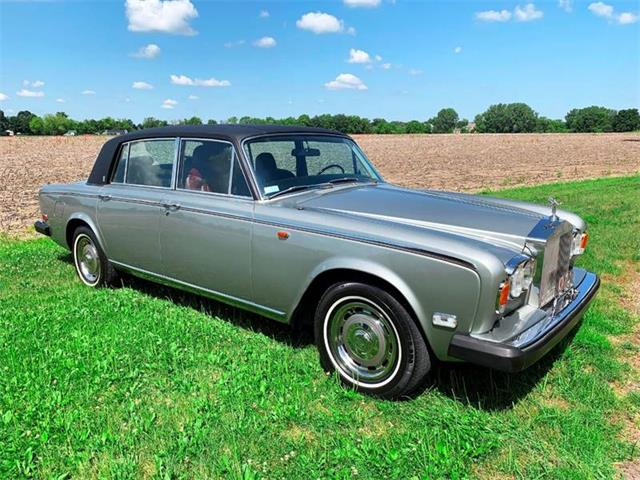 Picture of '76 Silver Shadow - QRFR