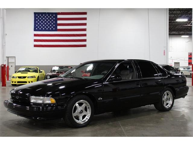 Picture of '96 Impala - QLGE