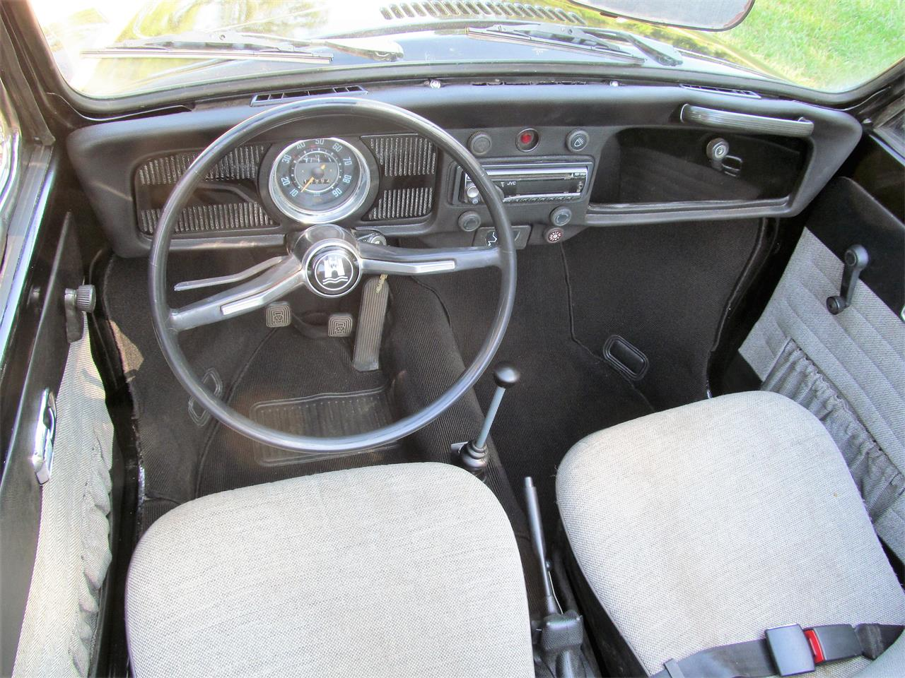 Large Picture of '68 Beetle - QRFX
