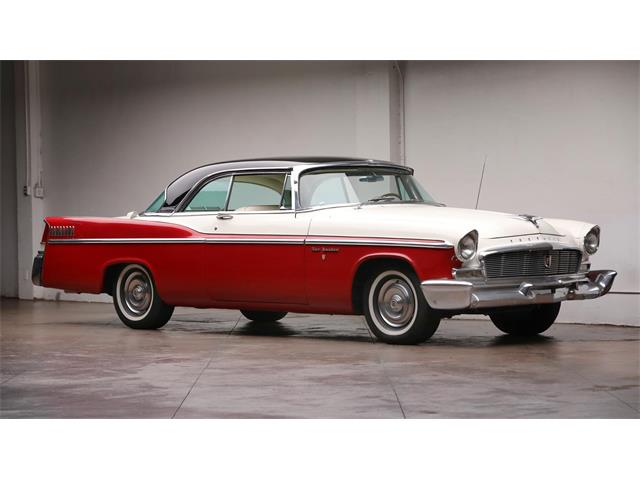 Picture of '56 Chrysler New Yorker Auction Vehicle Offered by  - QRGF