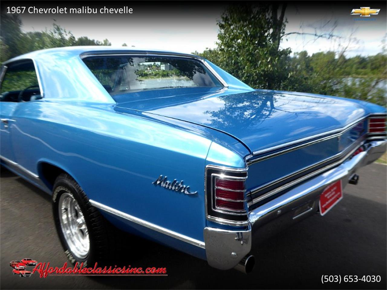 Large Picture of '67 Chevelle Malibu - QRGK