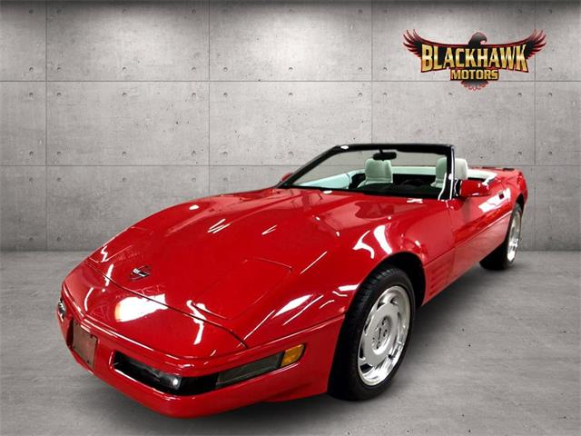 Picture of '92 Chevrolet Corvette Offered by  - QRGP