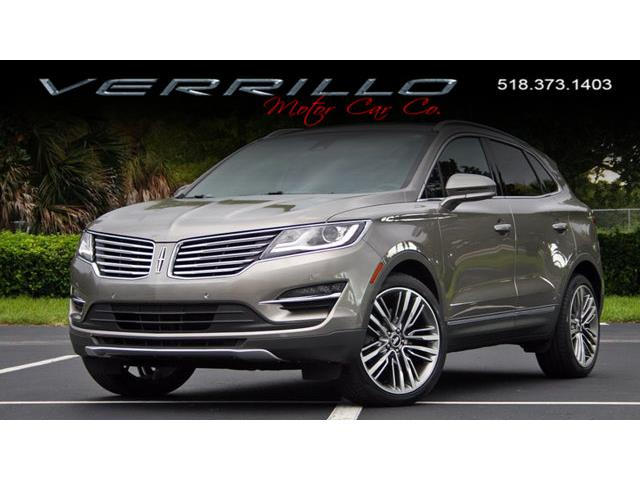Picture of '16 MKX - QRGX