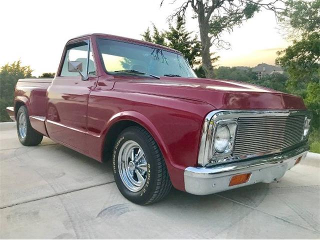 Picture of '69 Pickup - QRH3