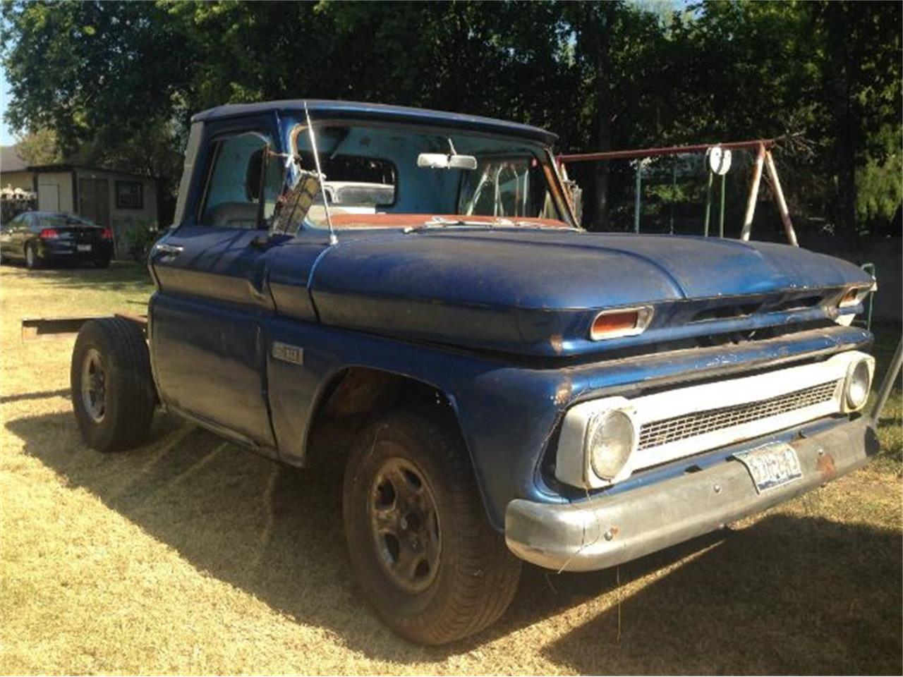 Large Picture of '66 C10 - QRHC