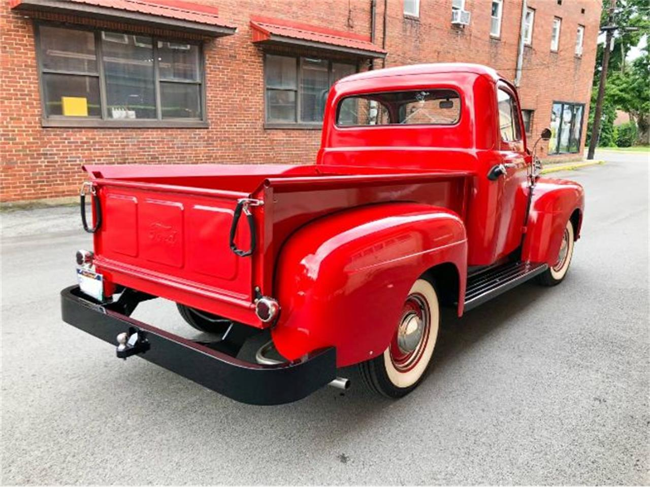 Large Picture of Classic '52 Ford F1 Offered by Classic Car Deals - QRHE