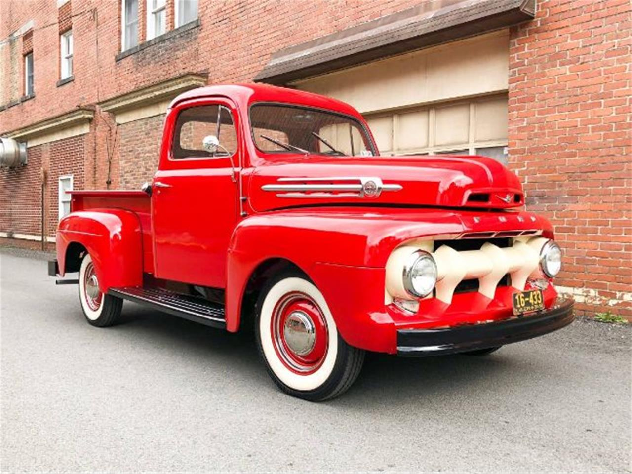 Large Picture of 1952 Ford F1 located in Michigan - $40,895.00 Offered by Classic Car Deals - QRHE