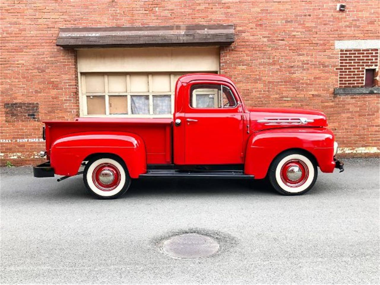 Large Picture of '52 F1 located in Michigan - $40,895.00 Offered by Classic Car Deals - QRHE