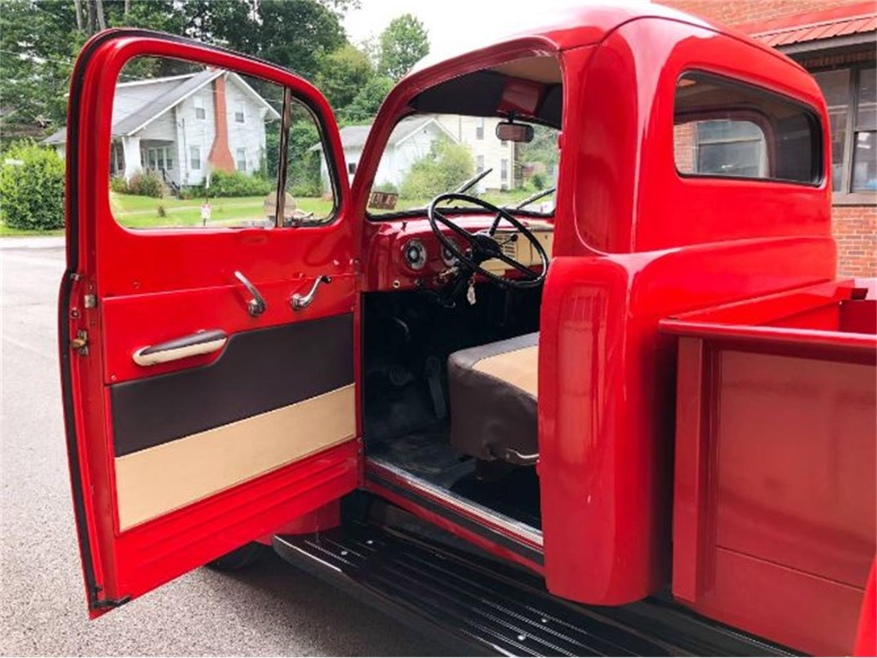 Large Picture of Classic '52 F1 located in Michigan Offered by Classic Car Deals - QRHE