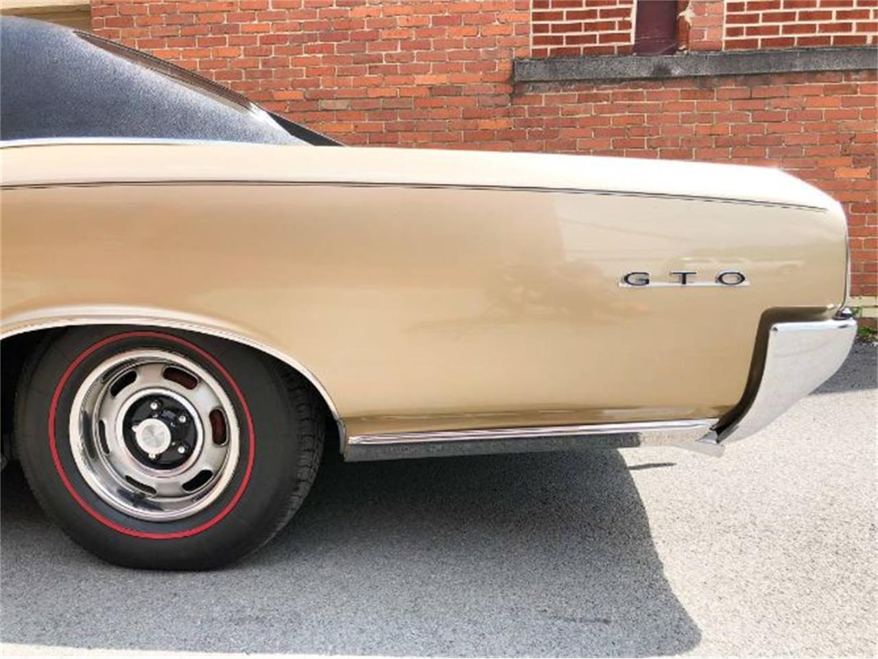 Large Picture of '66 GTO - QRHF